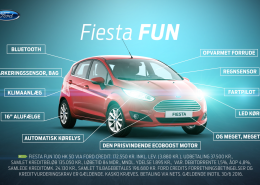 Fiesta Fun TV2 Lorry reklame