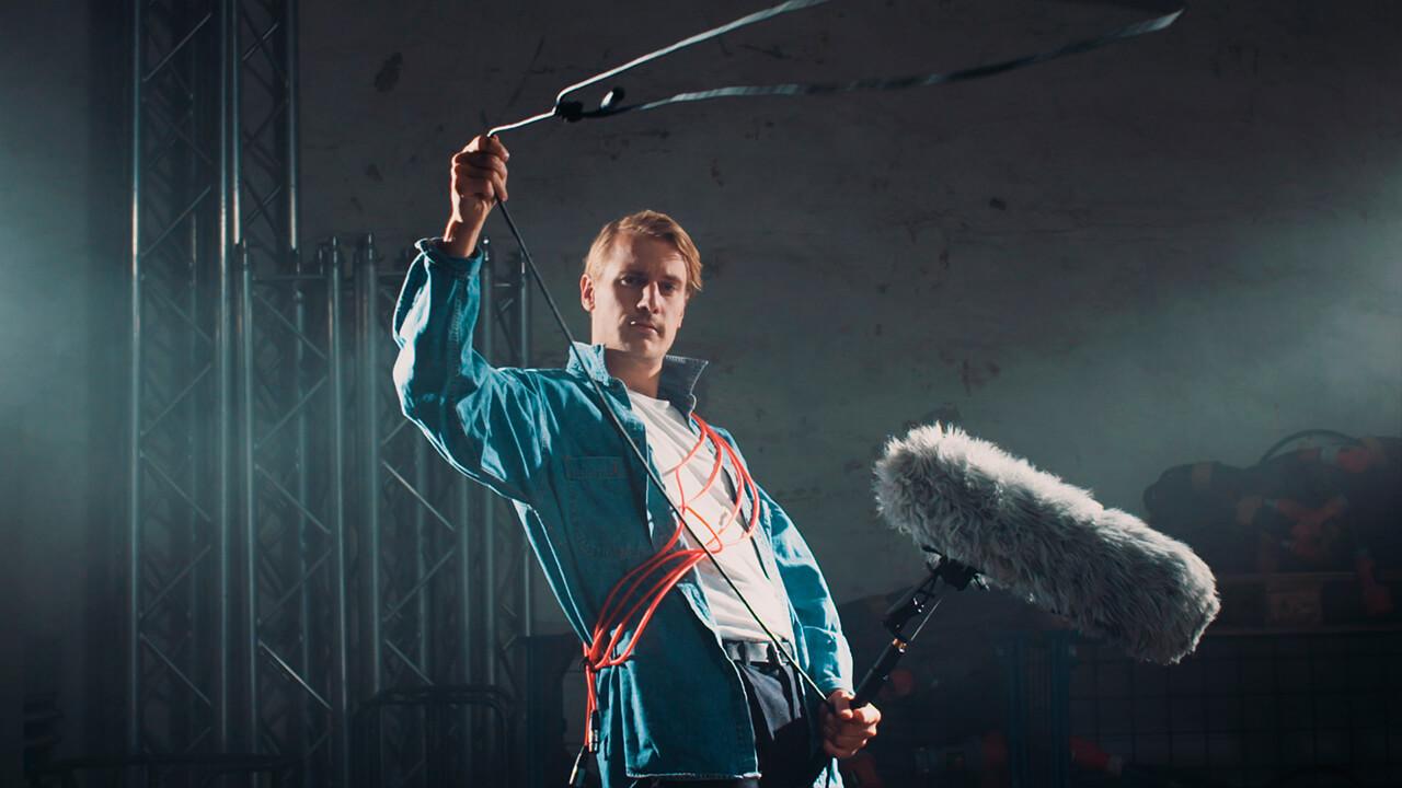 Portræt af Peter Sørensen