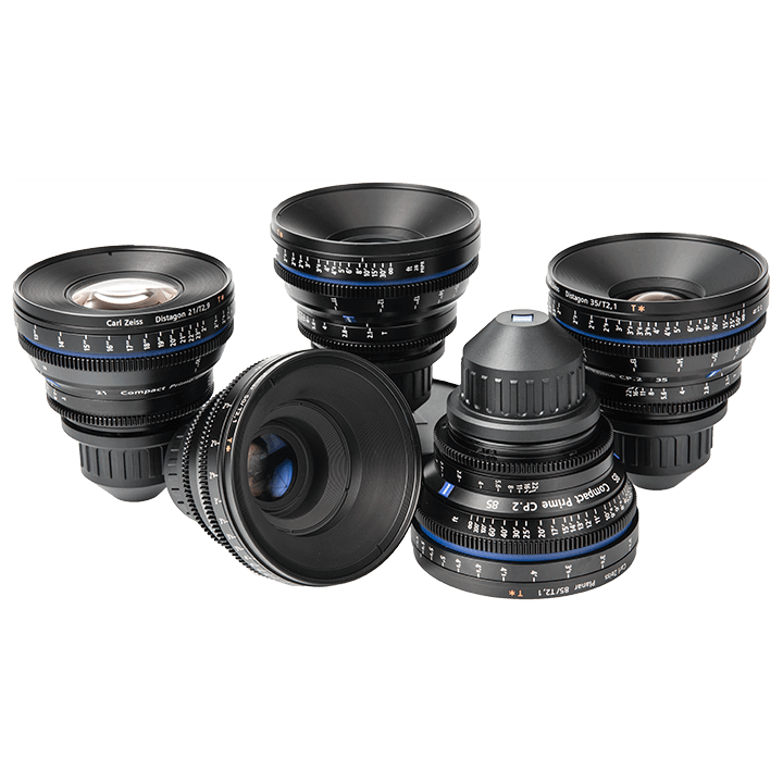 Zeiss CP2 Set