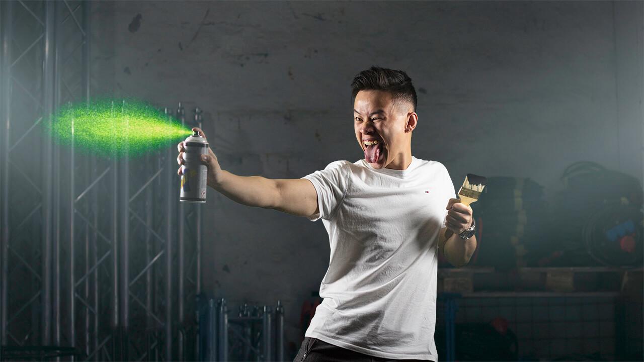 Portræt af Jian