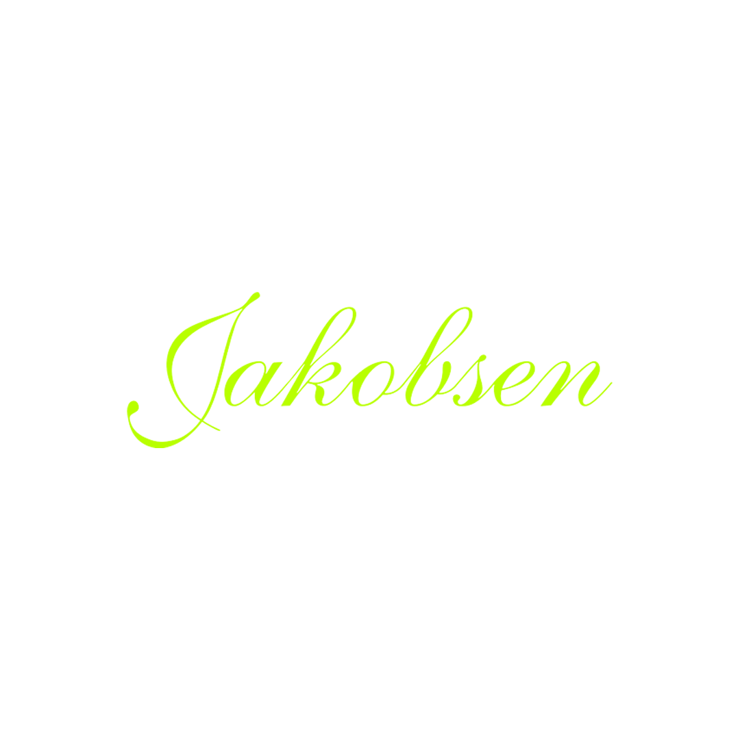 Jakobsen Logo
