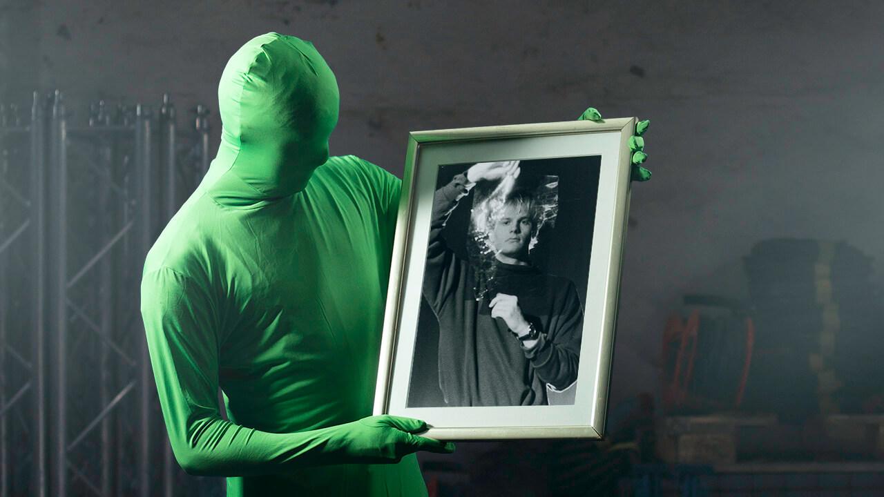 Portræt af August Vinther