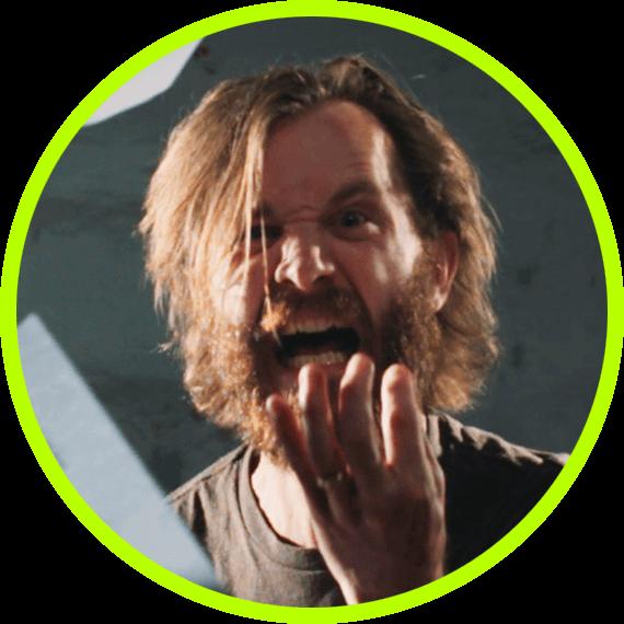 Emil Johnsen instruktør og filmproducer hos GotFat Filmproduktion