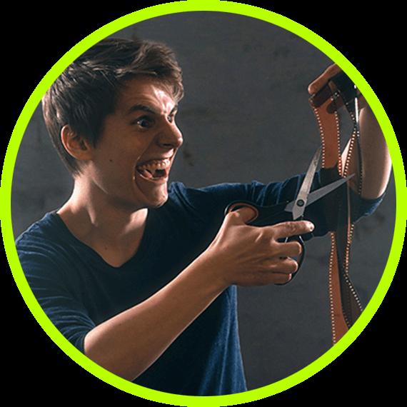 Jacob Callesen klipper hos GotFat Filmproduktion