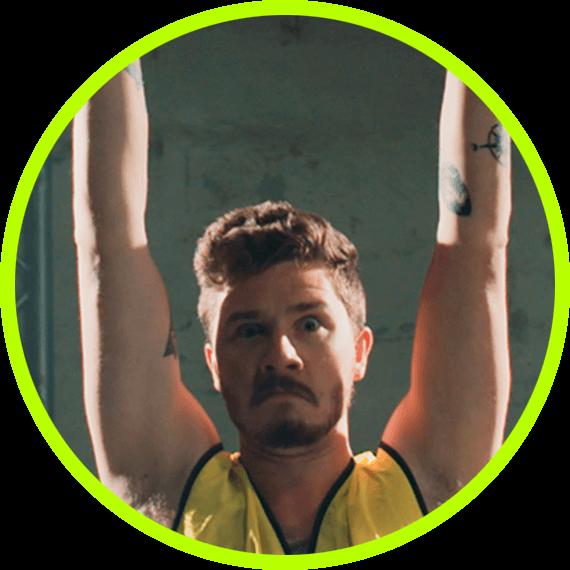 Jacob Gosch droneoperatør og filmfotograf hos GotFat Filmproduktion