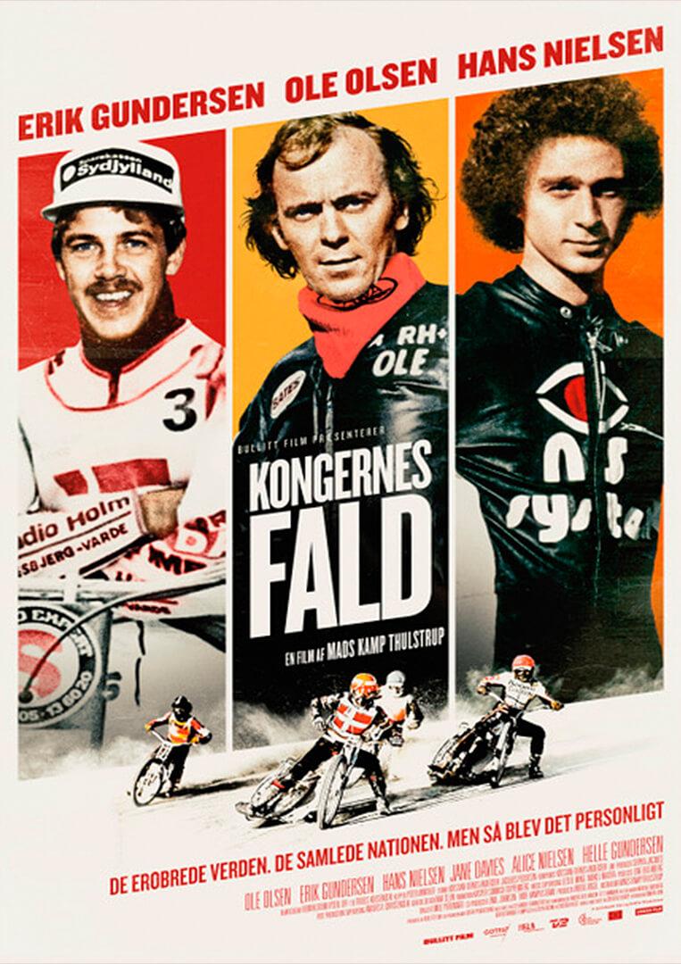 Original dokumentarfilm Kongernes Fald produceret af GotFat filmproduktion