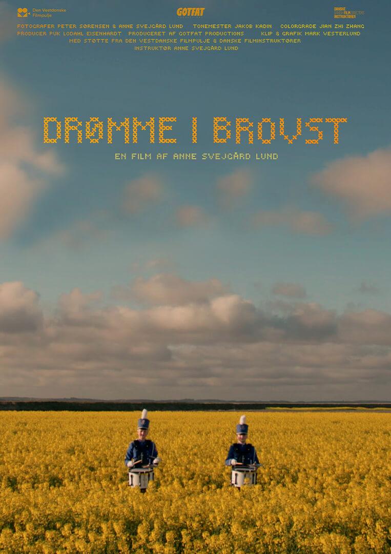 Original dokumentarfilm Drømme i Brovst produceret af GotFat filmproduktion