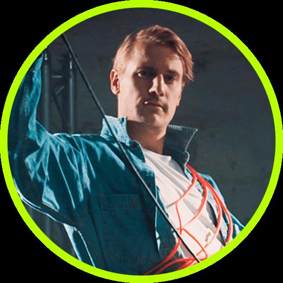 Peter Sørensen filmfotograf hos GotFat Filmproduktion