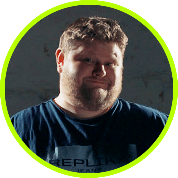 Søren Nowakowski vfx artist og motion graphics hos GotFat Filmproduktion